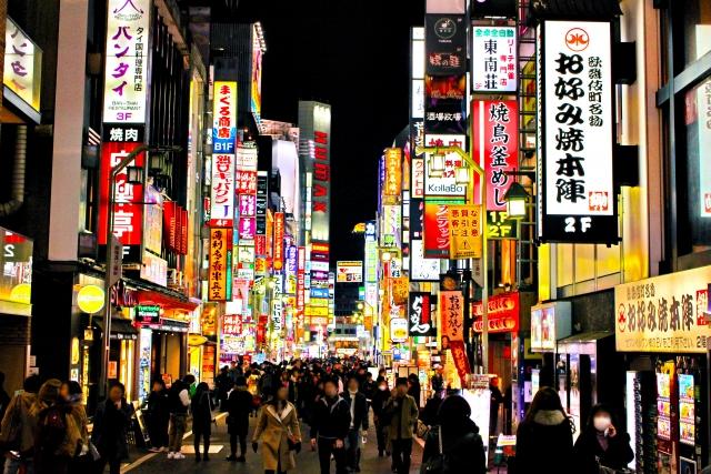 『歌舞伎は苦手…でも働くなら新宿周辺が良い!』新宿・大久保エリアで稼げるお店ピックアップ【厳選4店舗】
